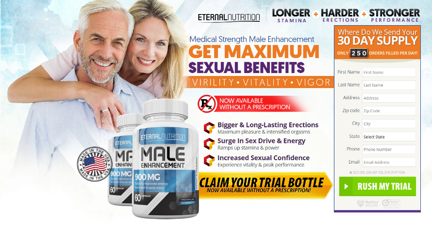 eternal nutrition male enhancement